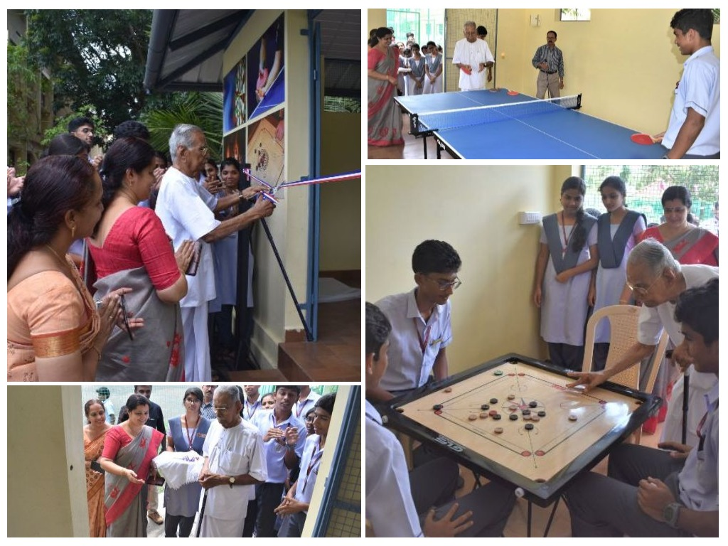 Sports Indoor Games Inauguration 2019